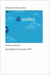 Oodles Cover